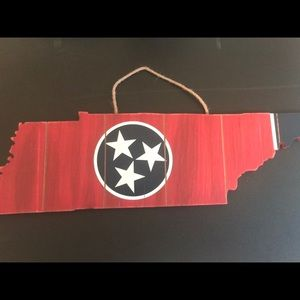 Other - Tennessee Tri-Star Decoration
